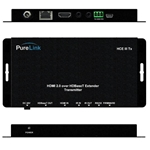 PureLink HCE III TX/RX 4K HDR over HDBaseT Extension System w/ Control and Bi-Directional PoE
