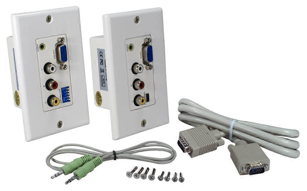 vga wall plate wiring diagram 29 wiring diagram images Cat 5 Cable Wall Jack Ethernet Wall Jack Wiring Diagram
