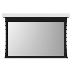 "Stewart Luxus LUX100HST10CLW-12-2-5 Electric - 100"" (49x87) - HDTV [16:9] - 1 Gain"