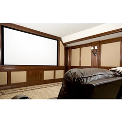 "Stewart WallScreen Deluxe WSDQ130SFHG5NZX Fixed Fame - 130"" (51x119.5)-Cinemascope [2.35:1]-1.1 Gain"