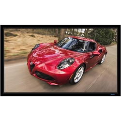 "Stewart WallScreen 2.5 WS25110HST10EZX Fixed Frame - 110"" (54x96) - HDTV [16:9] - 1 Gain"