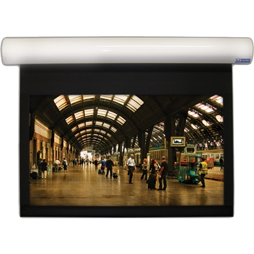 Vutec Vutec L1043-057MWW1 Lectric I 72 diag. (43.25x57.5) - Video [4:3] - Matte White 1.0 Gain