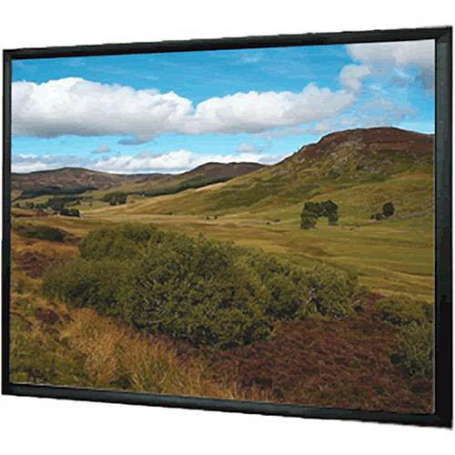 Mustang SC-F100W43 Fixed Frame Screen 100 diag.(60x80)- Video [4:3] - High  Contrast White - 1.0 Gain - Mustang Mustang-SC-F100W43